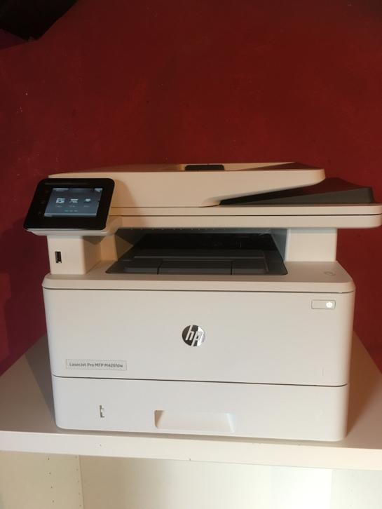 HP MFP M426fdw All in one Laserprinter. Supersnel!