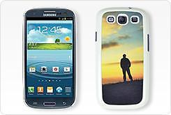 Soft Cover Samsung Galaxy S4 wit