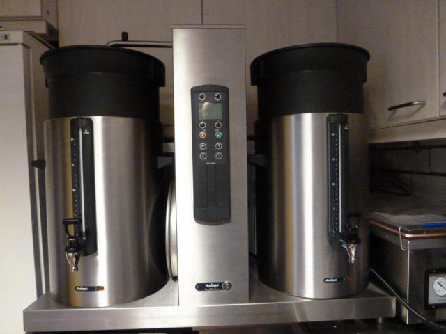 Animo combi line koffiemachine z.g.a.n (bravilor )