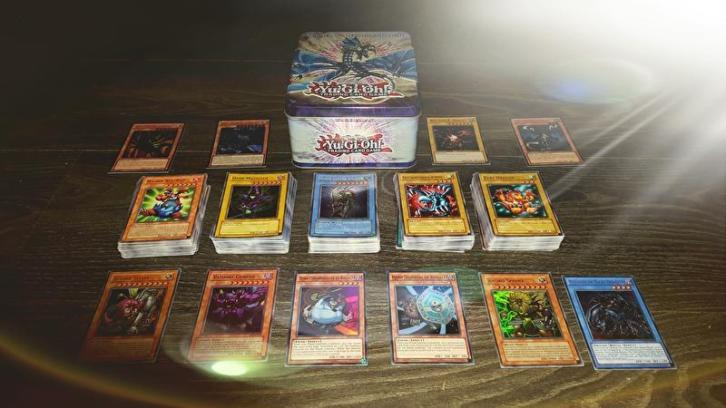 yu gi oh Best Seller mystery box deal partij