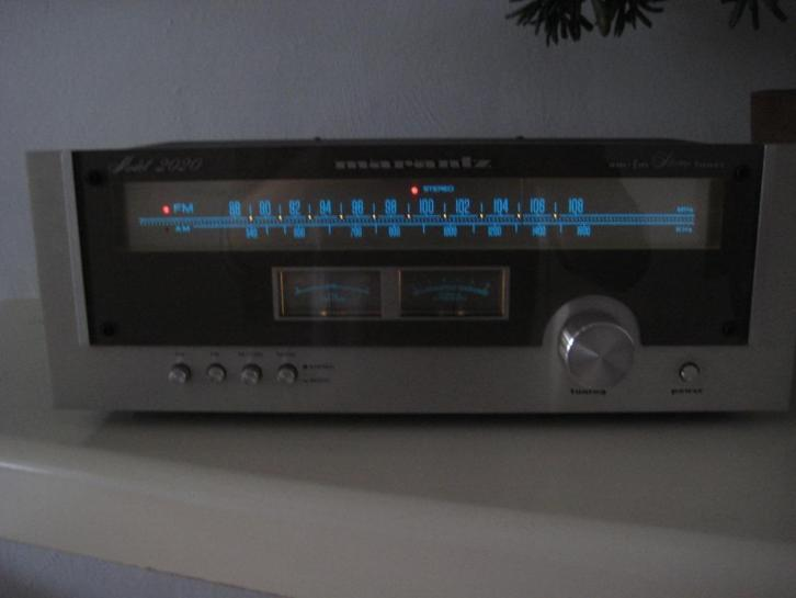 Marantz 2020 top tuner