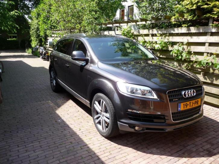 Audi Q7 3.0 TDI Quattro Tiptronic Full Options 7 zitplaatsen