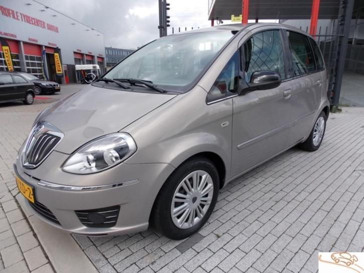 Lancia Musa 1.4-16V Gold S&S AUTOMAAT (bj 2011)