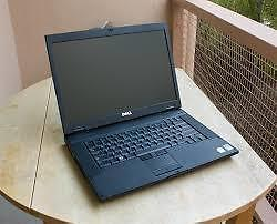 Dell Latitude E 5500 laptop.