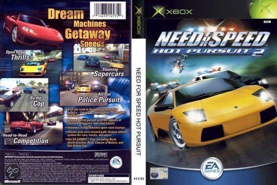 Need For Speed, Hot Pursuit 2 | Xbox | iDeal
