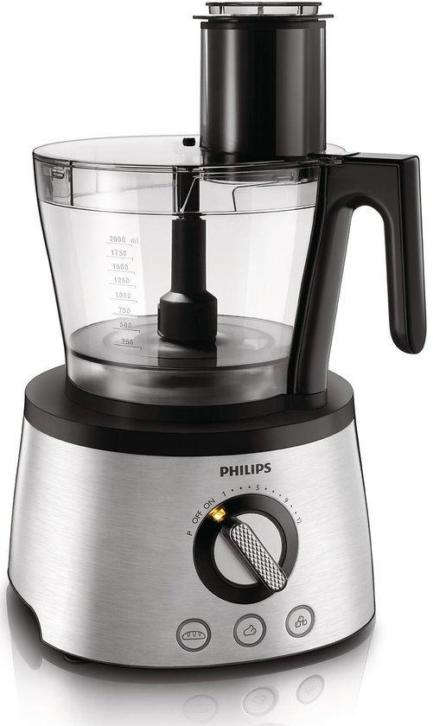 4-in-1 keukenmachine Philips HR7778/00 1300W -OUTLET