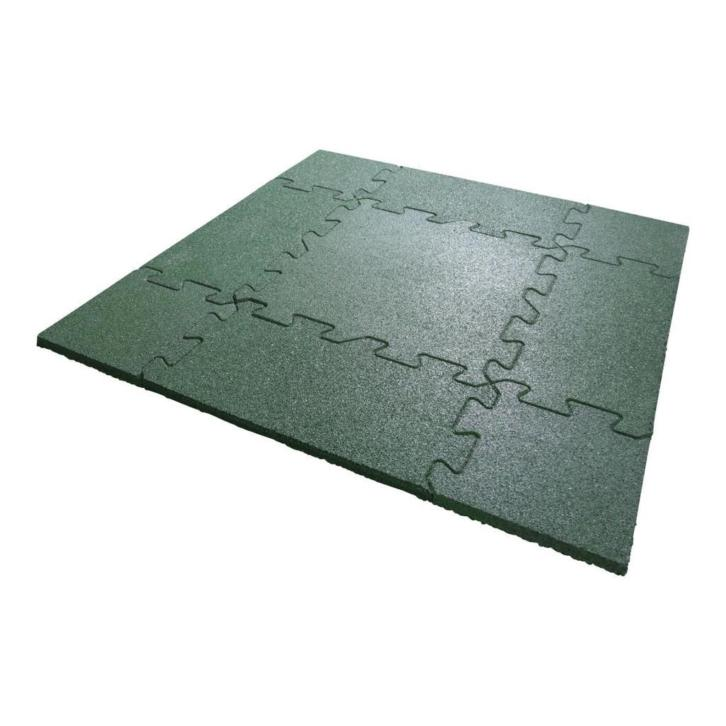 Crossmaxx 20mm Jigsaw Floor Groen
