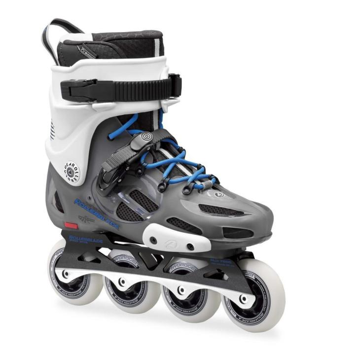 Skates Rollerblade Twister Pro antracite blue