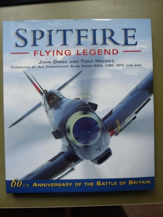 Spitfire, flying legend