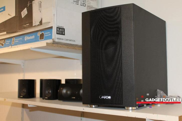 Canton Movie 125 MX 2-Way 5.1 Home Cinema-System