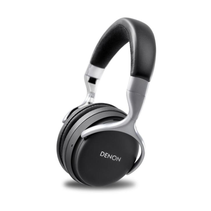Denon: AH-GC20 Over-Ear Bluetooth - Zwart