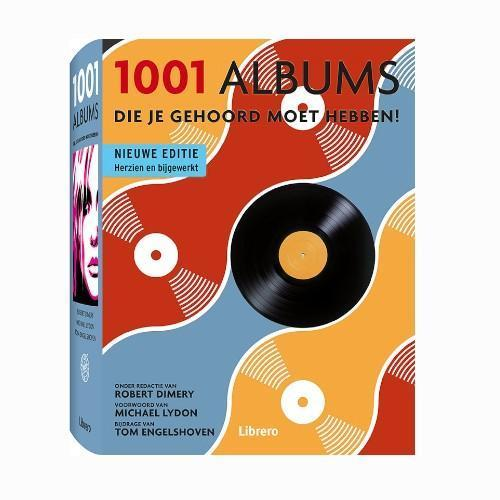 Librero Books - 1001 Albums (new edition)