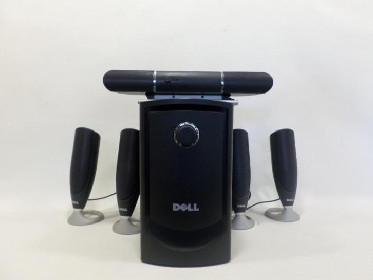 Dell MMS 5650 - 5.1 speaker system | In goede staat