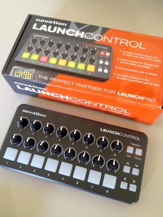 Novation Launch Control MIDI Studio Controller