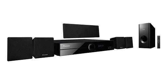 Pioneer XV-DV404K HomeCinema Set