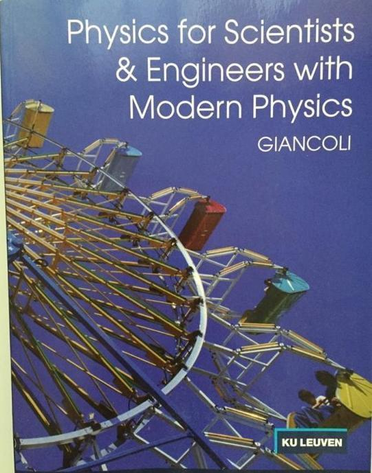 Physics for Scientists & Engineers ... - Giancoli