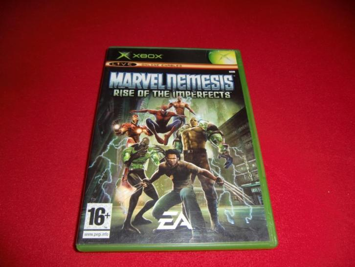 Marvel Nemesis: Rise of the Imperfects - Xbox