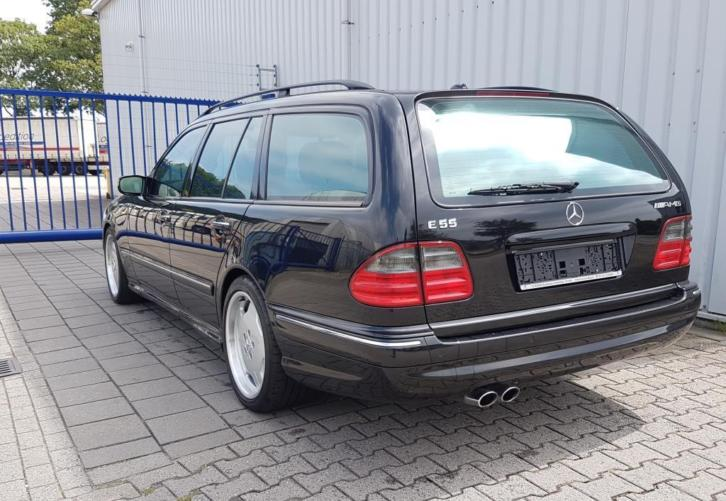 Mercedes-Benz E-klasse Combi 55 AMG|TOP STAAT|