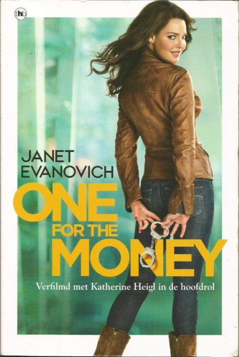 Janet Evanovich - One for the money (NL) - SALE: 3+1 gratis