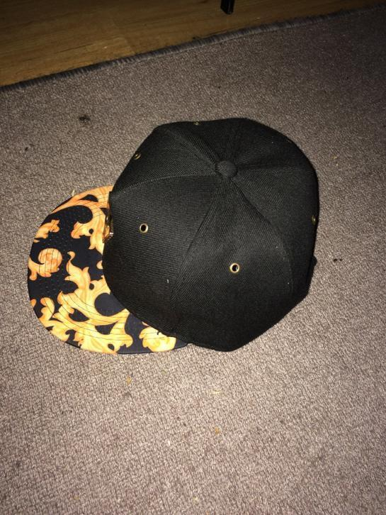 Cayler and Sons Snapback (Gold)