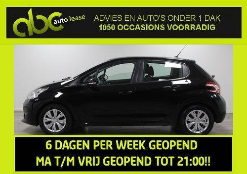 Peugeot 208 Active 1.2 5DRS - Cruise Control - Airco - 2014
