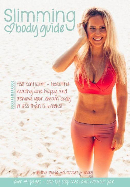 Slimming Body Guide (uitgave 2016) In Love With Health