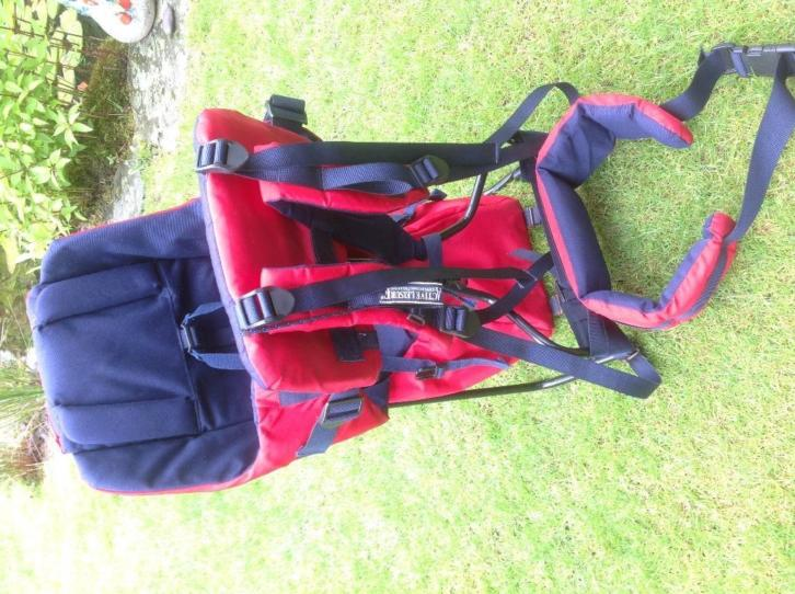 Draag rugzak Comfort active leissure Outdoorgear