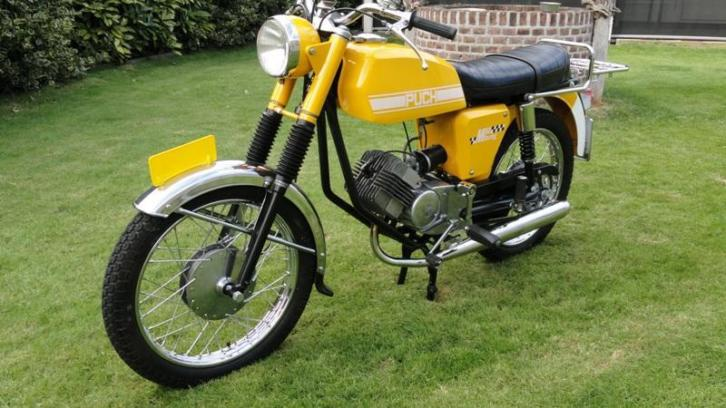 Puch M 50 Racing
