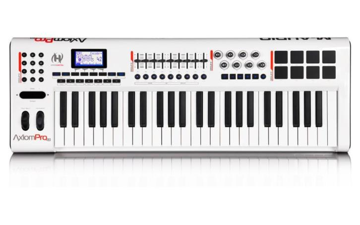 M-Audio Axiom 49 Pro USB MIDI Controller