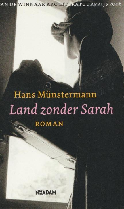 Hans Munsterman : land zonder Sarah