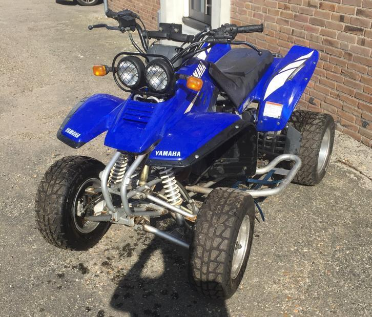 Yamaha Warrior atv quad