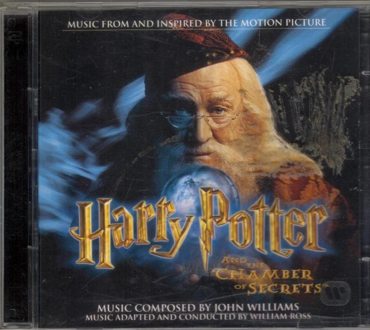 Filmmuziek Harry Potter and the Chamber of Secrets
