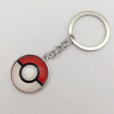 Pokemon Go Sleutelhanger Pokeball