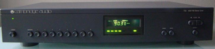 Cambridge Audio T50 tuner-antraciet
