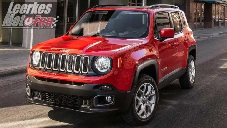 Jeep Renegade complete car for onderdelen parts ricambi erza