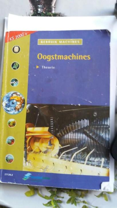 Oogstmachines theorie isbn8717247000404