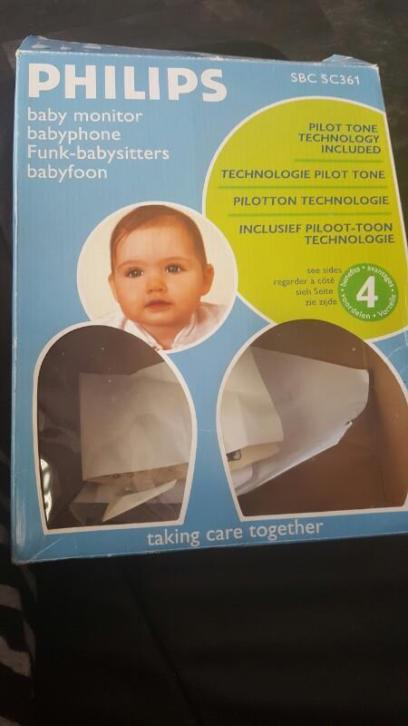 Philips babyfoon