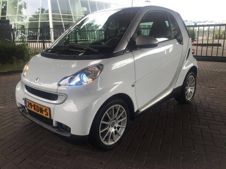 Smart Fortwo 1.0 52KW Coupe MHD AUT 2009 Panorama dak,airco