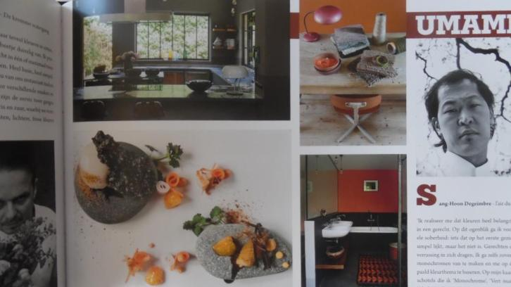 Jaarboek food inspiration - 2012