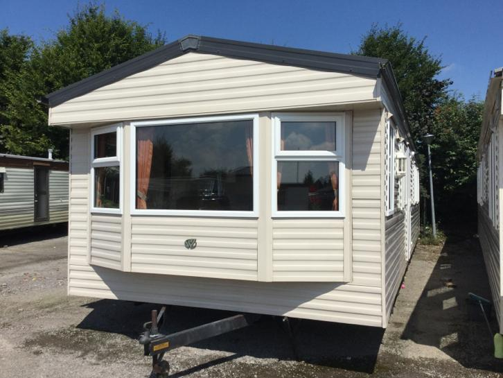Willerby richmond 3 SLK dubbelglas,CV, extra breed