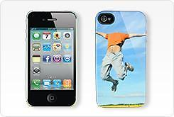 Soft Cover iPhone 4(s) zwart