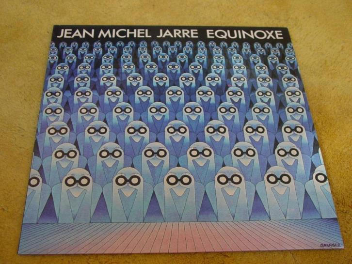 Jean Michel Jarre Equinoxe ( Synth-pop, Experimental )