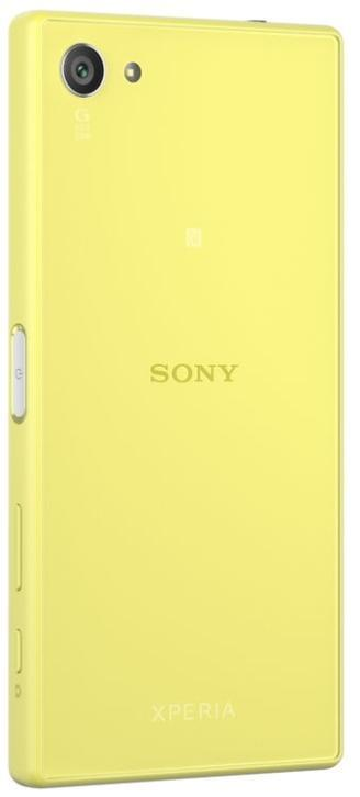 Sony Xperia Z5 Compact Geel BE smartphone
