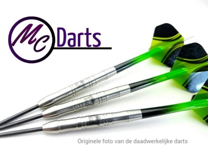 *nieuwe* bulls king cobra 80% tungsten darts 26 grams