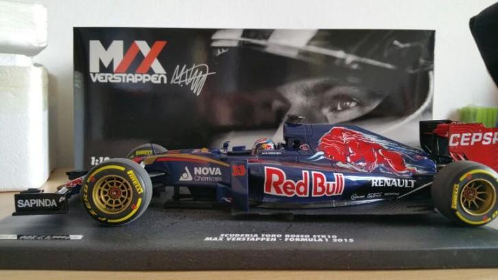 Max Verstappen STR10 1:18 Limited Edition 3