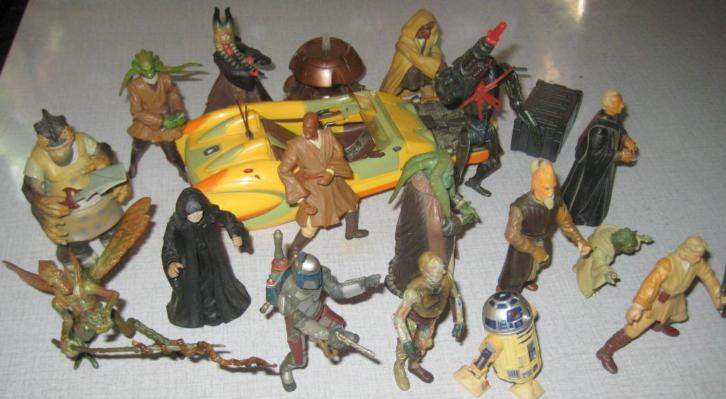 Hasbro Star Wars figuren