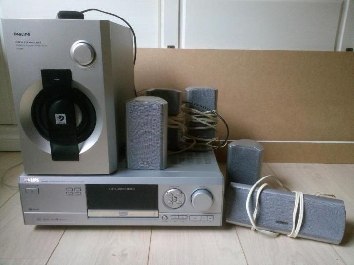 Home Cinema set PHILIPS