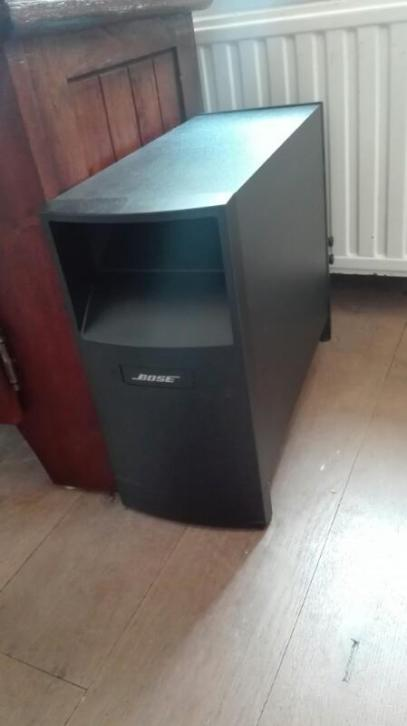 Bose acoustimass home cinema bleutooht