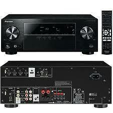 Super homecinema set van pioneer & harman kardon!