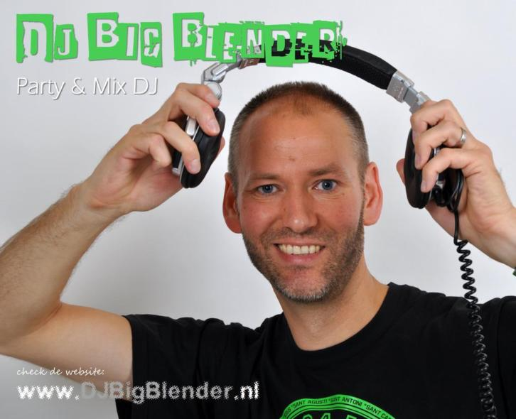 Drive In Show met DJ Big Blender - Zwolle (disco & dance)